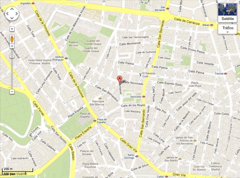 Companyvino Gourmet - Calle Amaniel 9, Madrid