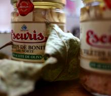 Productos selectos en Companyvino Gourmet: Conservas de pescado.